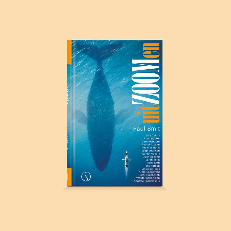 Uitzoomen - Uitgeverij Samsara