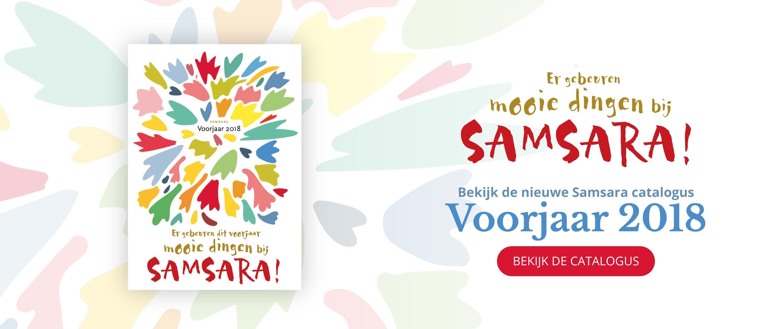 Samsara Voorjaarscatalogus 2018